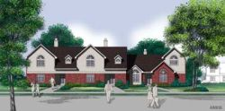 Traditional Style Floor Plans Plan: 30-324