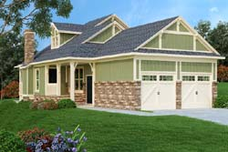 Country Style House Plans Plan: 30-326