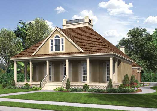 Cottage Style House Plans Plan: 30-354