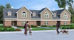 Traditional Style House Plans Plan: 30-398