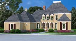 Traditional Style Floor Plans Plan: 30-401