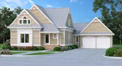 Country Style House Plans Plan: 30-405