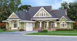 Any Style Floor Plans Plan: 30-427