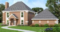 Mediterranean Style House Plans Plan: 30-430