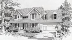Country Style Floor Plans Plan: 31-122