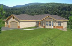 Traditional Style Floor Plans Plan: 31-146