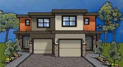 Modern Style Floor Plans Plan: 32-118