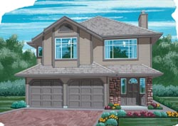 Traditional Style Floor Plans Plan: 35-123