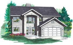 Traditional Style House Plans Plan: 35-146