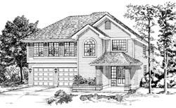 Northwest Style House Plans Plan: 35-147