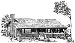 Ranch Style Floor Plans Plan: 35-213