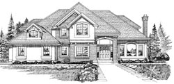 Traditional Style Floor Plans Plan: 35-416