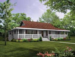 Farm Style House Plans 35-488