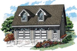 Cape-Cod Style Floor Plans Plan: 35-636