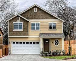 Craftsman Style Home Design 36-111