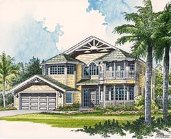 Traditional Style House Plans Plan: 37-140