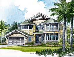 Traditional Style Floor Plans Plan: 37-141