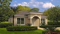 Florida Style House Plans Plan: 37-202