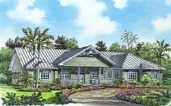 Traditional Style House Plans Plan: 37-215