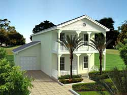 Southern Style House Plans Plan: 37-220