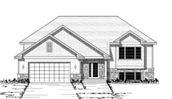 Traditional Style Floor Plans Plan: 38-106