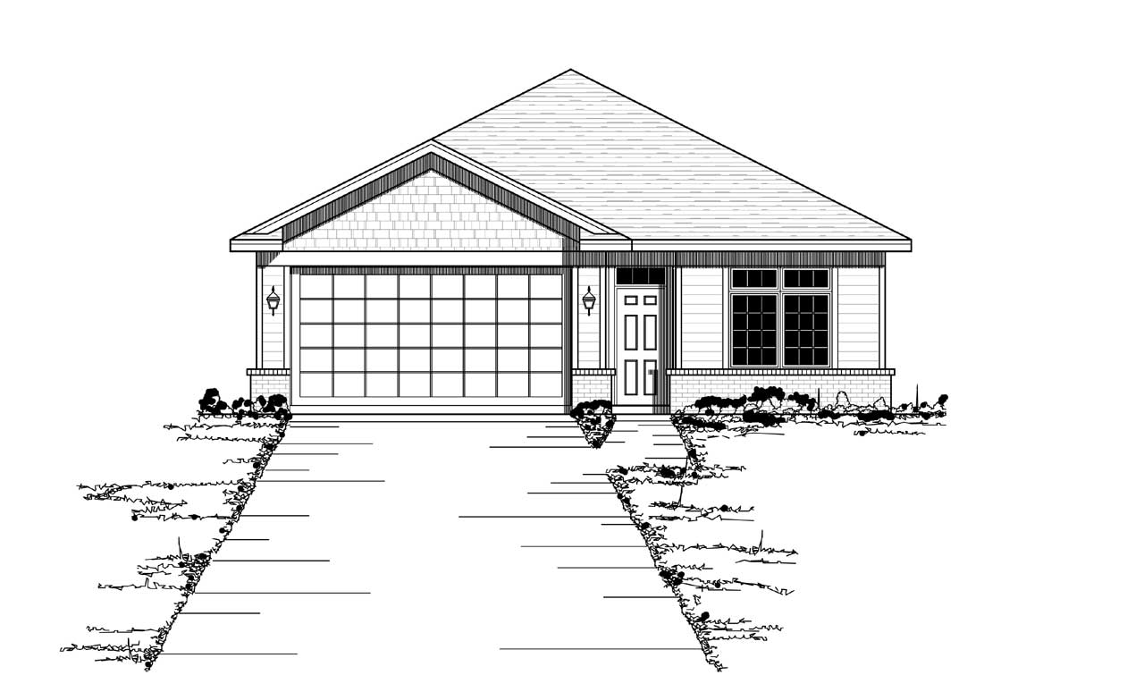 Traditional Style Floor Plans Plan: 38-120