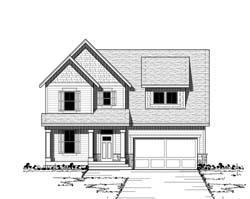 Bungalow Style House Plans Plan: 38-159