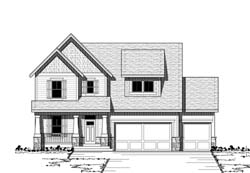 Bungalow Style Floor Plans Plan: 38-160