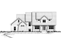 Craftsman Style House Plans Plan: 38-196