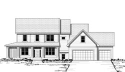 Traditional Style Home Design Plan: 38-208