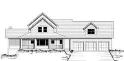 Farm Style Floor Plans Plan: 38-212