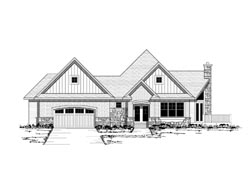Traditional Style Floor Plans Plan: 38-240
