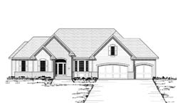 Traditional Style Floor Plans Plan: 38-258