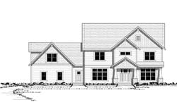 Bungalow Style House Plans Plan: 38-259