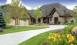 European Style House Plans Plan: 38-270
