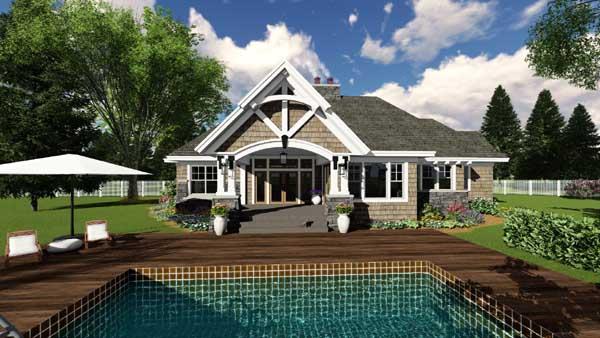 Craftsman Style Home Design