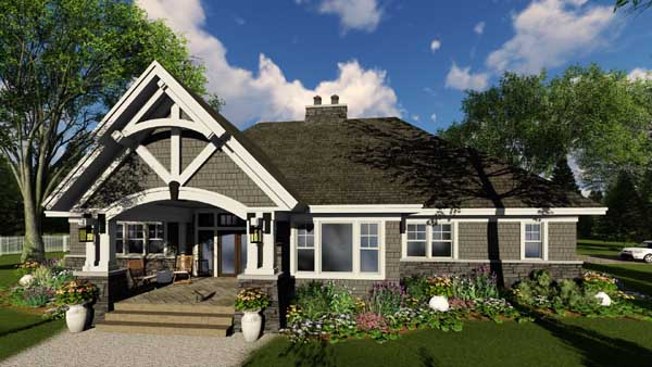 Craftsman Style House Plans
