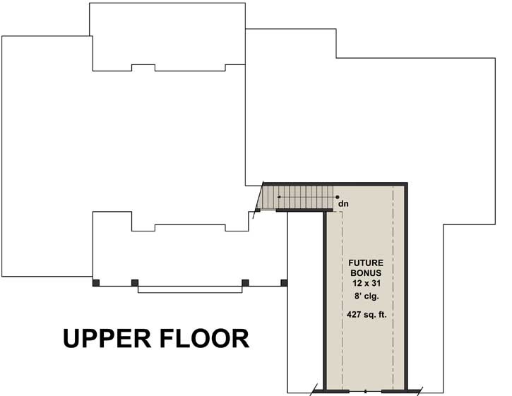 Bonus Floor Plan: 38-527