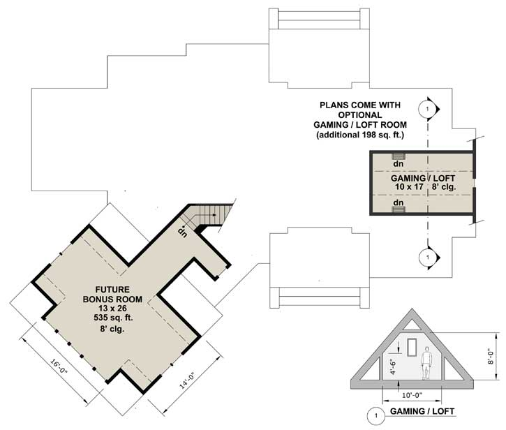 Bonus Floor Plan: 38-528