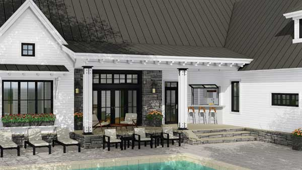 Modern-farmhouse Style Floor Plans