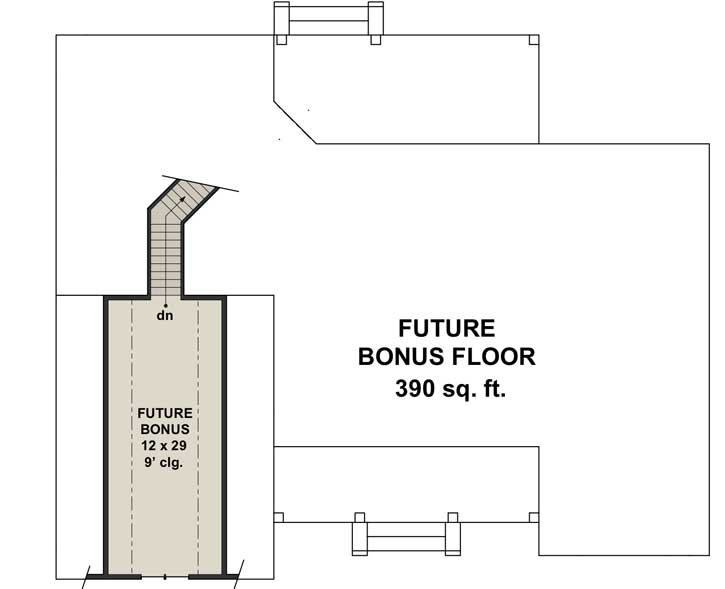 Bonus Floor Plan: 38-541