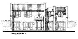 Mediterranean Style House Plans Plan: 39-111