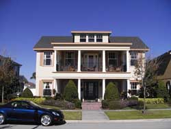 Southern-Colonial Style House Plans Plan: 39-116