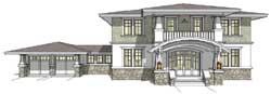 Craftsman Style House Plans Plan: 39-121