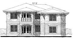 Bungalow Style House Plans Plan: 39-123
