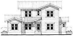 Farm Style House Plans Plan: 39-145