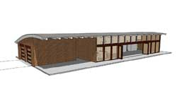 Modern Style House Plans Plan: 39-172