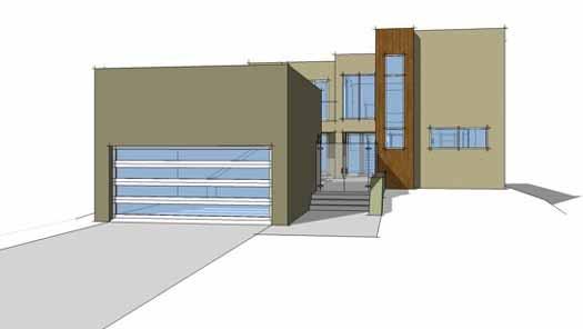 Modern Style Floor Plans Plan: 39-180