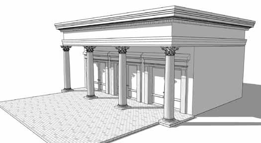 Greek-revival Style Home Design
