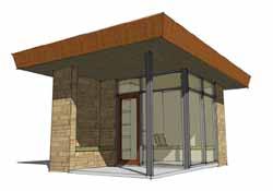 Modern Style Floor Plans Plan: 39-191